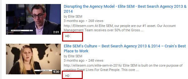 Cac yeu to xep hang tren Youtube 13