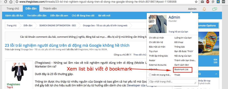 chuc nang bookmark 2