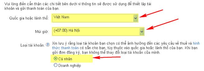dang ky adsense content thanh cong 5