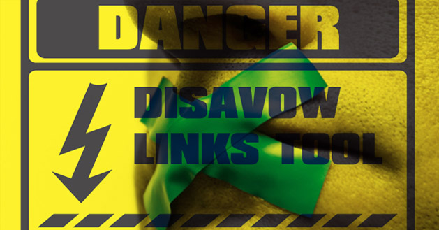 Disavow domains