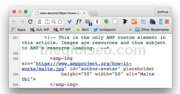 Huong dan de chuyen doi mot web page sang AMP 4