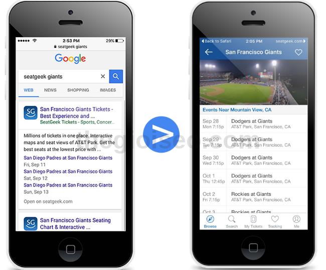 Lam the nao de Google index noi dung ung dung (app) cua bạn