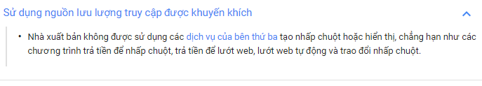 Nhung vi pham ban quyen pho bien khien Google Adsense bi ban tai khoan 2