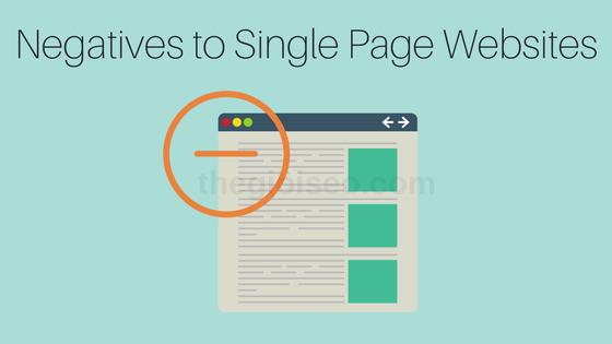 Single Page Websites co loi hay co hai voi SEO 5