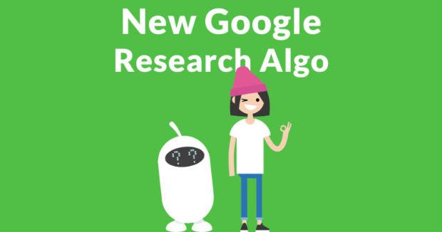 Google phát hành nghiên cứu thuật toán mới