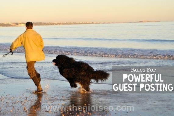 22 quy luật tạo sức hút cho Guest posting